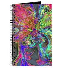Bright Burst of Color Deva Journal