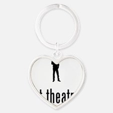 Theatre-02-A Heart Keychain