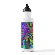 Glowing Burst of Color Water Bottle
