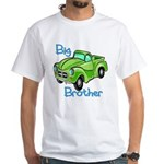 Big Brother (Truck) White T-Shirt