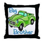 Big Brother (Truck) Throw Pillow