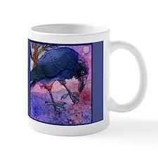 Crow & Moon Mug
