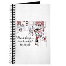 Teach A Kid To Cook Journal