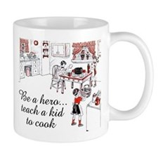 Teach A Kid To Cook Mug