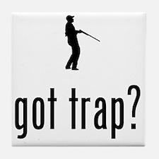 Trap-Shooting-02-A Tile Coaster