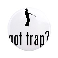 "Trap-Shooting-02-A 3.5"" Button"