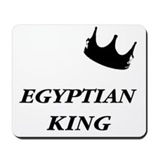 Egyptian King Mousepad