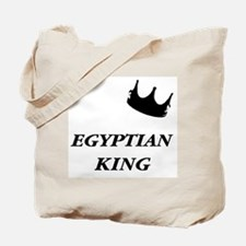 Egyptian King Tote Bag