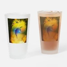 cd_shower_curtain Drinking Glass