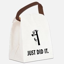 Tree-Climbing-04-A Canvas Lunch Bag