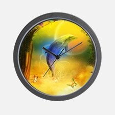 cd_ipad Wall Clock