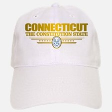 Connecticut Pride Baseball Baseball Cap