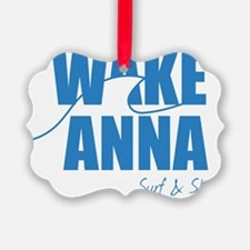 Wake Anna Logo Ornament