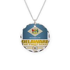 Delaware Pride Necklace