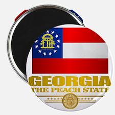 Georgia Pride Magnet