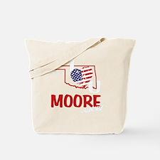 I Love You Moore Tote Bag
