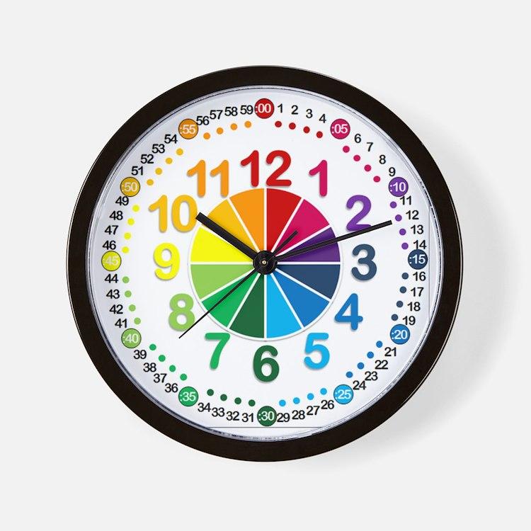 Read It Myself Clock Wall Clock