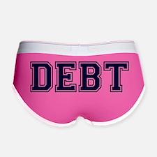 Debt Women's Boy Brief