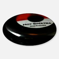 HS Record XXL Sticker (Oval)