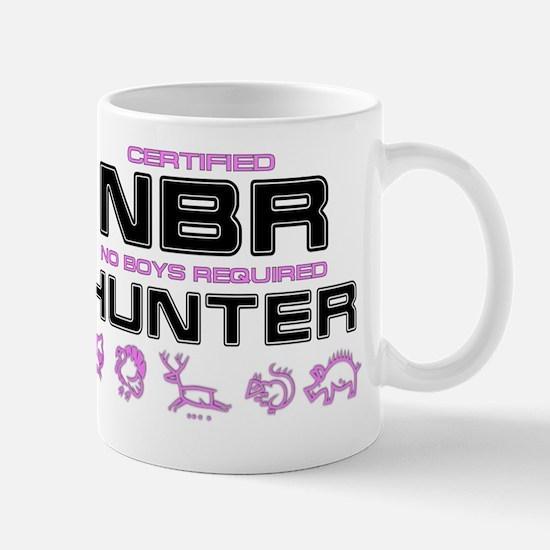 NBR Women Hunting Mug