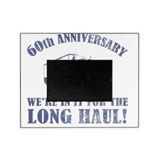 60th Anniversary Humor (Long Haul) Picture Frame