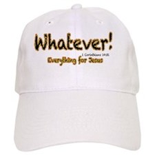 Whatever 4 Baseball Cap