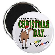 Hump Day Christmas Magnets