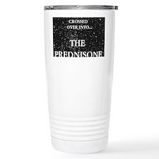 The Prednisone T-shirt Travel Mug
