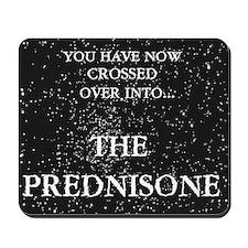 The Prednisone T-shirt Mousepad