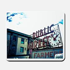 Pike Place Market Mousepad