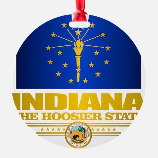 Indiana Pride Ornament