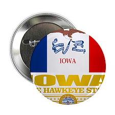 """Iowa Pride 2.25"""" Button"""