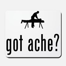 Chiropractor-02-A Mousepad