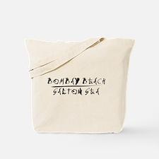 Bombay Beach  Tote Bag