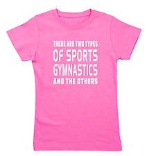 Gymnastics designs Girl's Tee