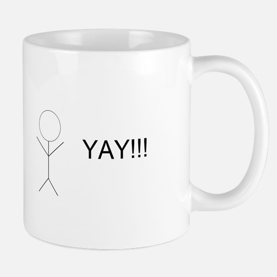 YAY!!! Mug