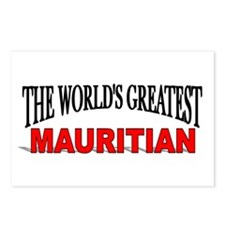 """""""The World's Greatest Mauritian"""" Postcards (Packag"""
