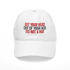not a hat Baseball Cap
