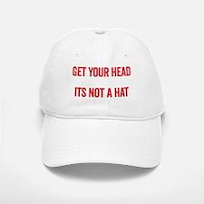not a hat Baseball Baseball Cap