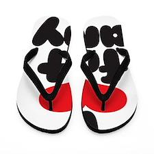 fat amy Flip Flops