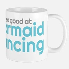 mermaid dancing Mug