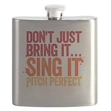 sing it Flask