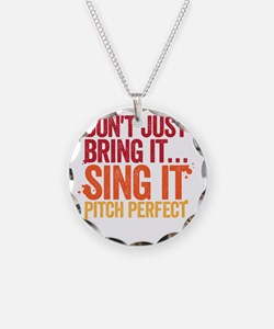 sing it Necklace