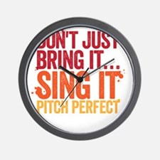 sing it Wall Clock