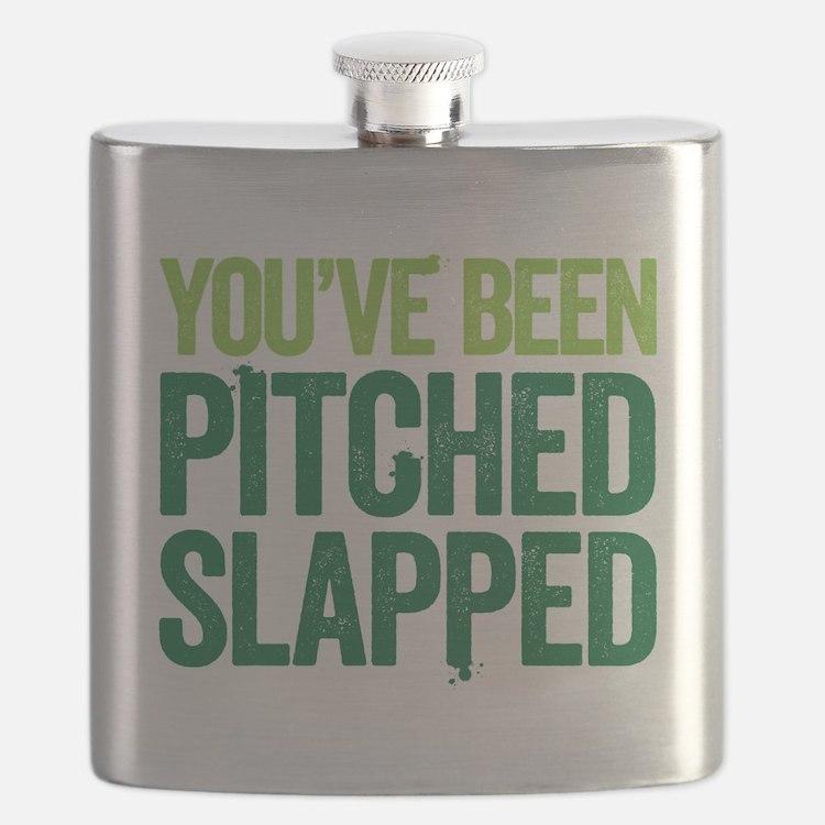 pitch slapped 2 Flask