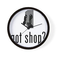 Window-Shopping-02-A Wall Clock