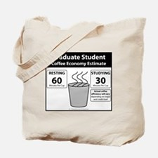 Coffee Economy Tote Bag