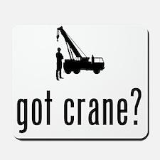 Crane-Operator-02-A Mousepad