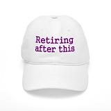 Retirement women Hats & Caps