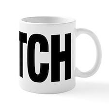 C-ATCH Paw Print Mug